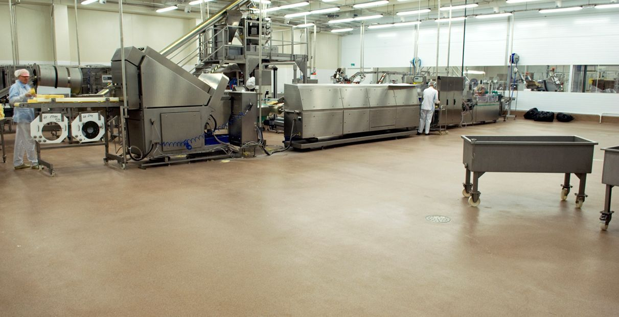 Food Production Facility